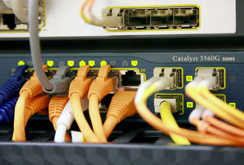 Network and Data Equipment